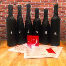 Vakkóstoló csomag (6 palackos)