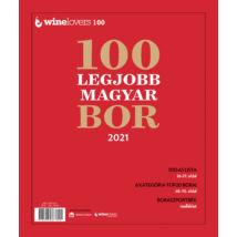 Winelovers 100 - A 100 legjobb magyar bor magazin 2021