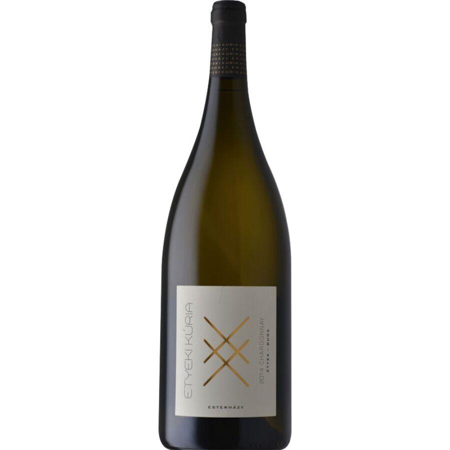 Etyeki Kúria Chardonnay Magnum 2014 (1,5l) (0,75l)