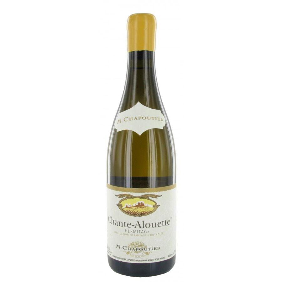 M.Chapoutier Chante Alouette Blanc Hermitage 2015 (0,75l)