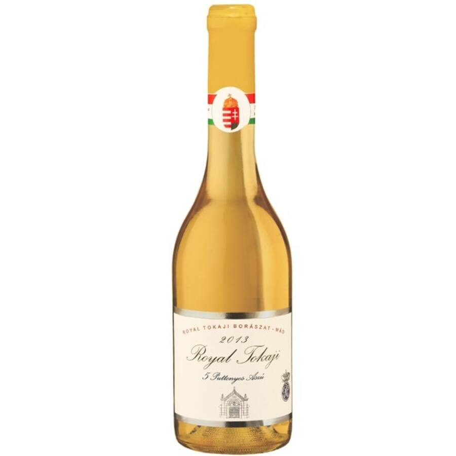 Royal Tokaji Aszú 5 puttonyos 2013 (0,5l)