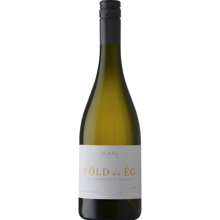 N.A.G. Föld és Ég Chardonnay - Tramini 2015 (0,75l)