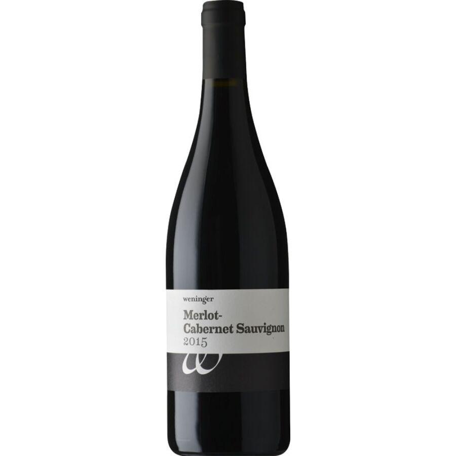 Weninger Merlot-Cabernet Sauvignon 2015 (0,75l)