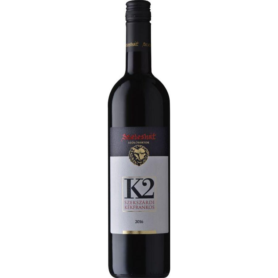 Szeleshát K2 2016 (0,75l)