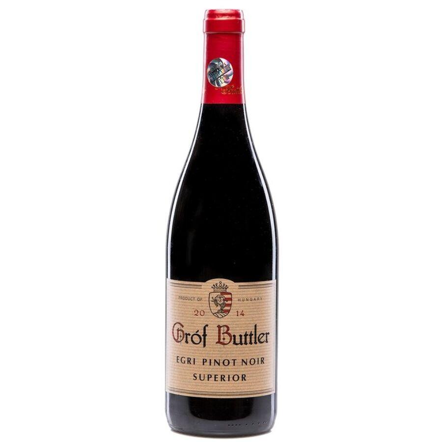 Gróf Buttler Pinot Noir Superior  2014 (0,75l)