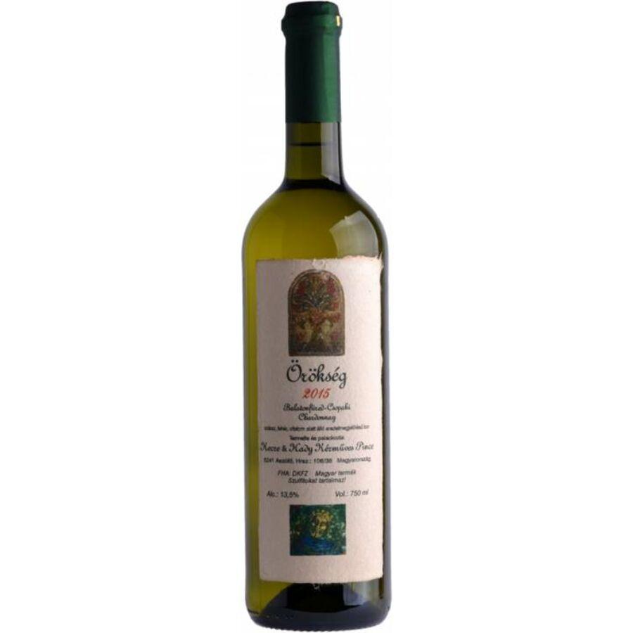 Kecze-Hady Örökség Chardonnay  2015