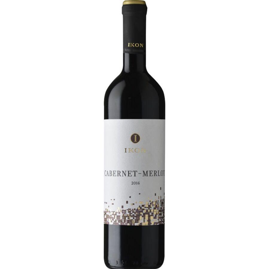 Ikon Cabernet-Merlot 2016 (0,75l)