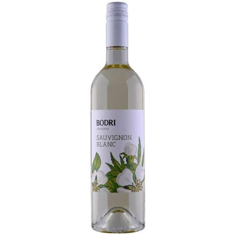 Bodri Szekszárdi Sauvignon Blanc 2017 (0,75l)