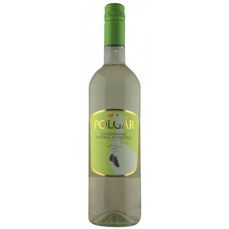 Polgár Chardonnay-Muskotály Cuvée 2017 (0,75l)