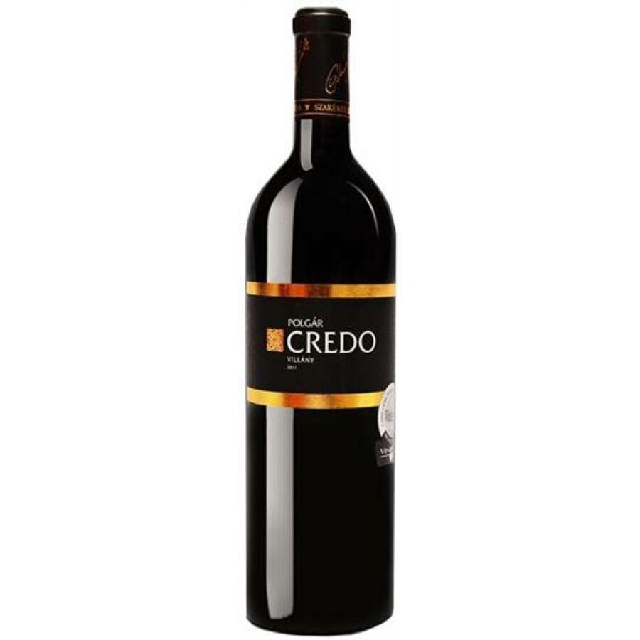 Polgár Credo 2011 (0,75l)