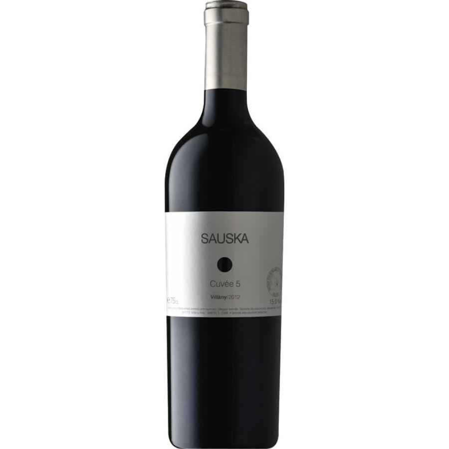 Sauska Cuvée 5 2012 (0,75l)