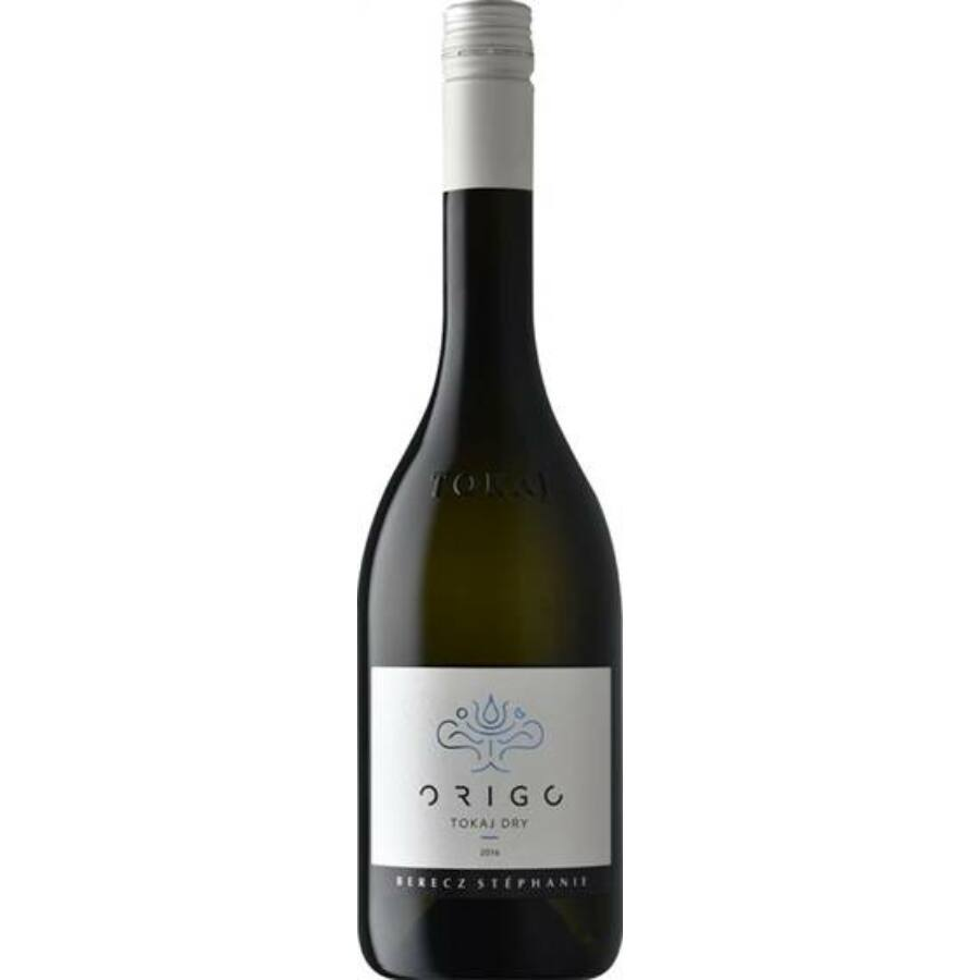 Berecz Stéphanie Origó Tokaj Dry Cuvée 2016 (0,75l)