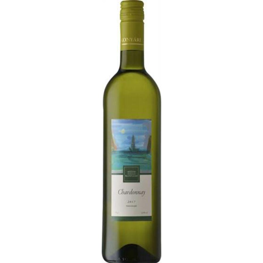 Konyári Chardonnay 2017 (0,75l)