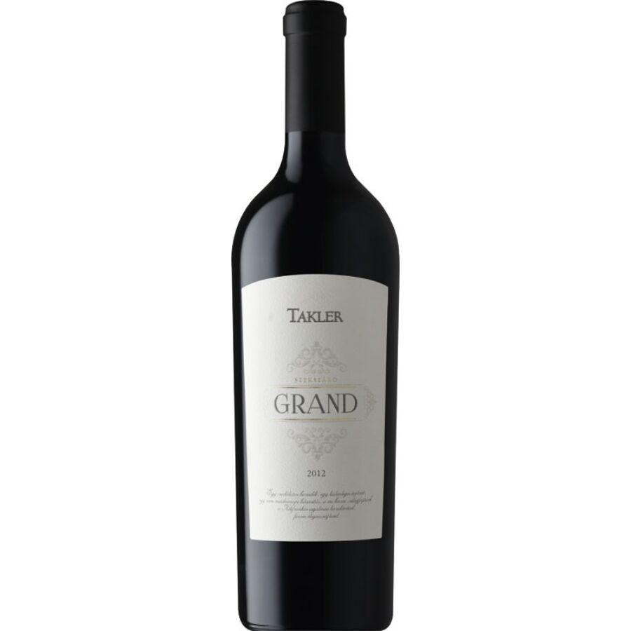 Takler Grand 2012 (0,75l)
