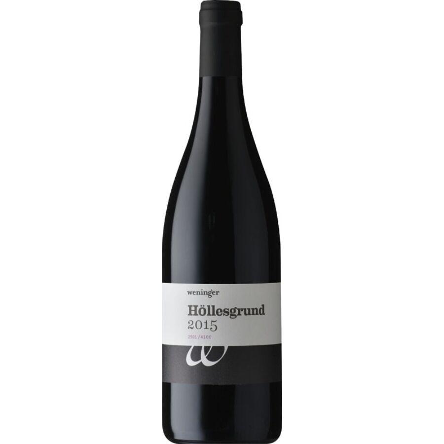 Weninger Höllesgrund Kékfrankos 2015 (0,75l)