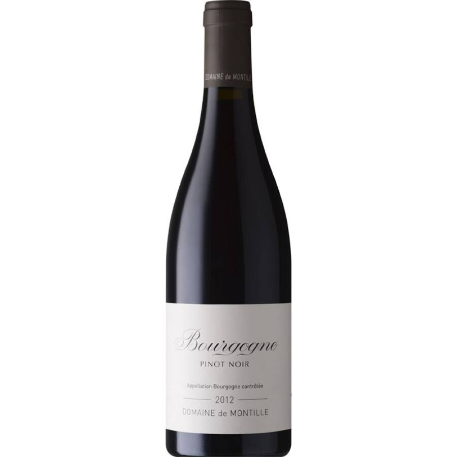 Domaine de Montille Bourgogne Rouge 2012 (0,75l)