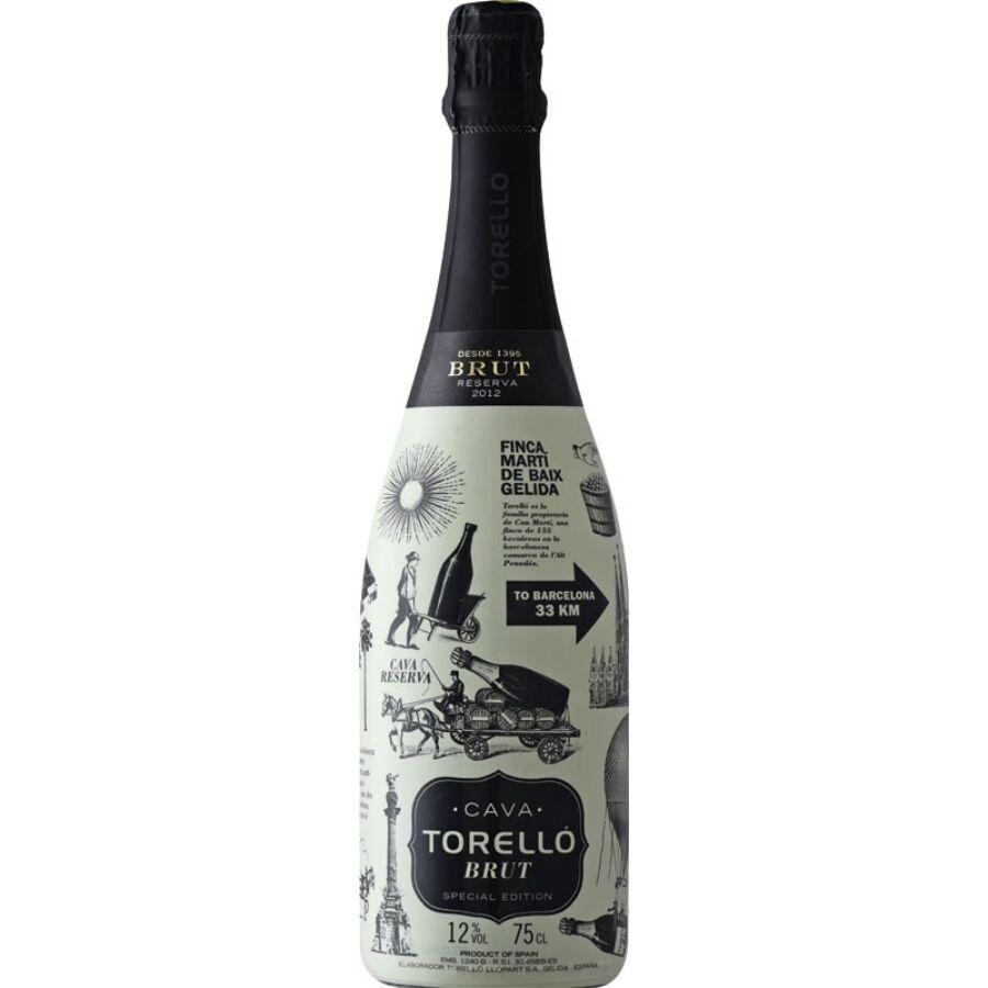 Torelló Cava Brut Reserva Special Edition 2012 (0,75l)