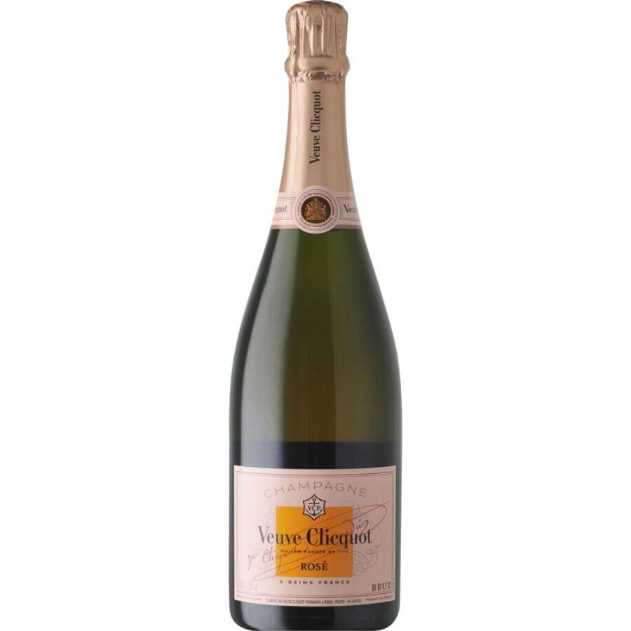Veuve Clicquot Rosé (Non-vintage) (0,75l)