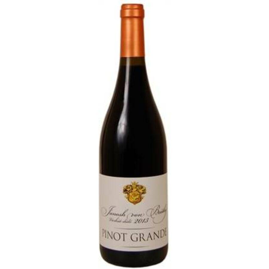 Von Beőthy Pinot Grande Várkút BIO 2013 (0,75l)