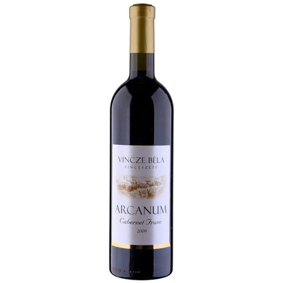 Vincze Béla Arcanum Cabernet Franc 2011 (0,75l)