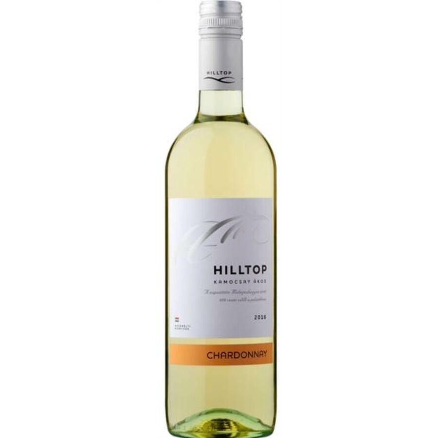 Hilltop Neszmélyi Chardonnay 2017 (0,75l)