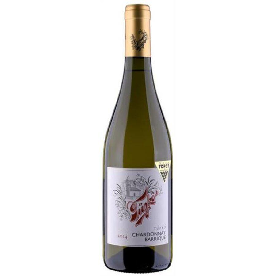 Tűzkő Chardonnay barrique 2014 (0,75l)
