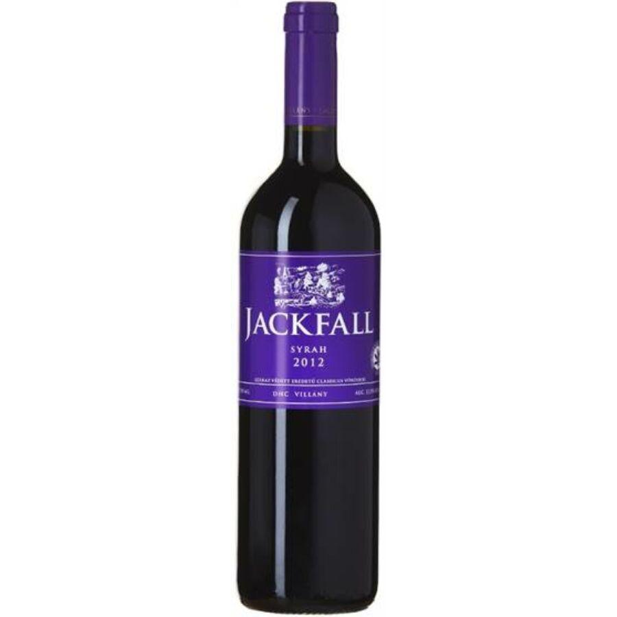 Jackfall Syrah 2012 (0,75l)