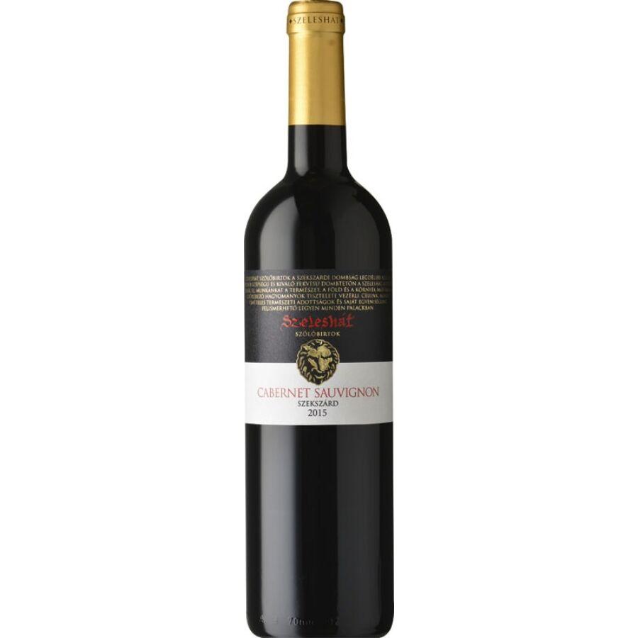 Szeleshát Cabernet Sauvignon 2015 (0,75l)