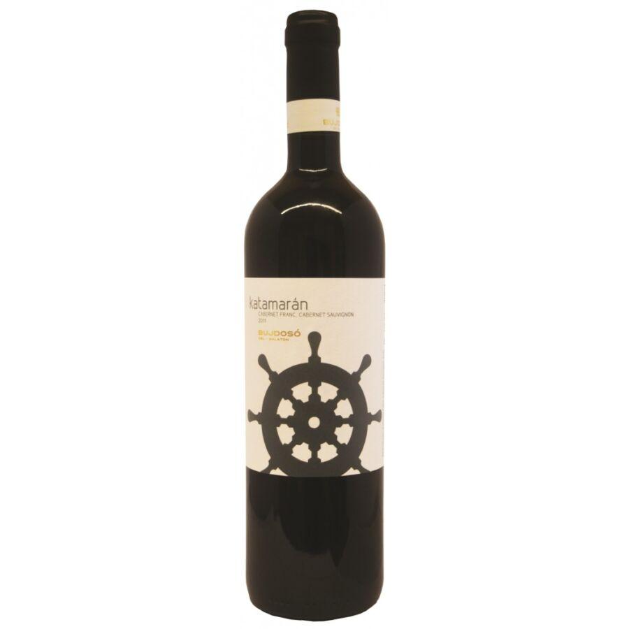Bujdosó Katamarán (cabernet sauvignon - cabernet franc) 2015 (0,75l)