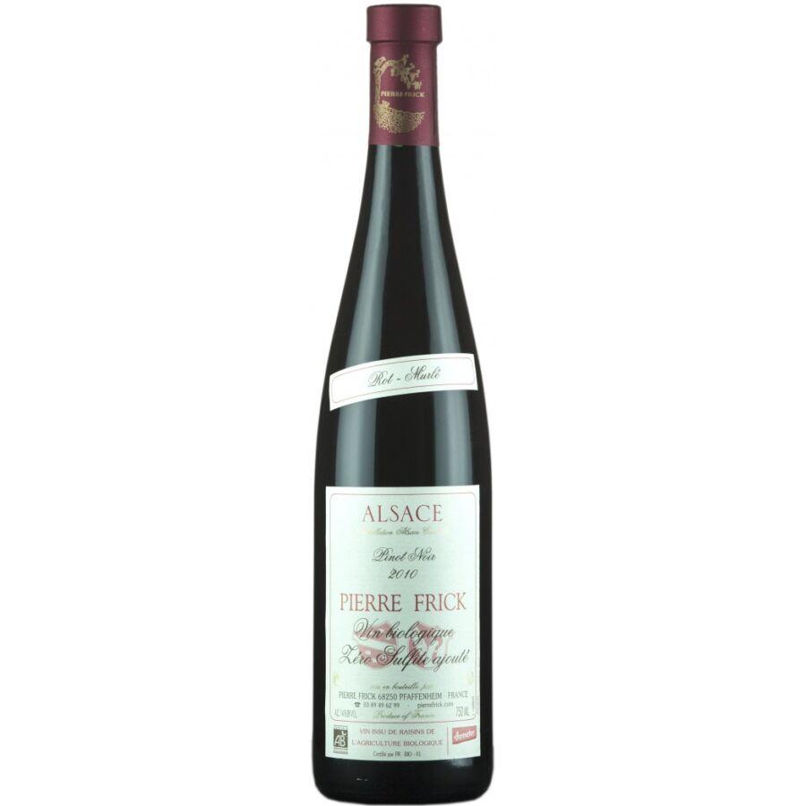 Pierre Frick - Pinot Noir Rot Murlé 2016 (0,75l)