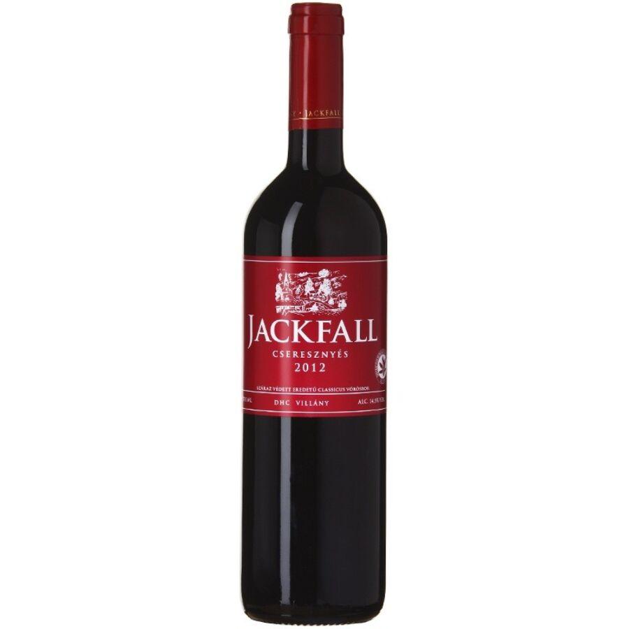 Jackfall Cseresznyés 2015 (0,75l)