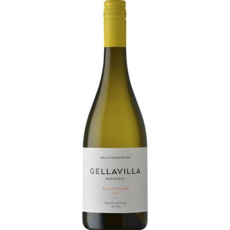 Gellavilla Olaszrizling 2016