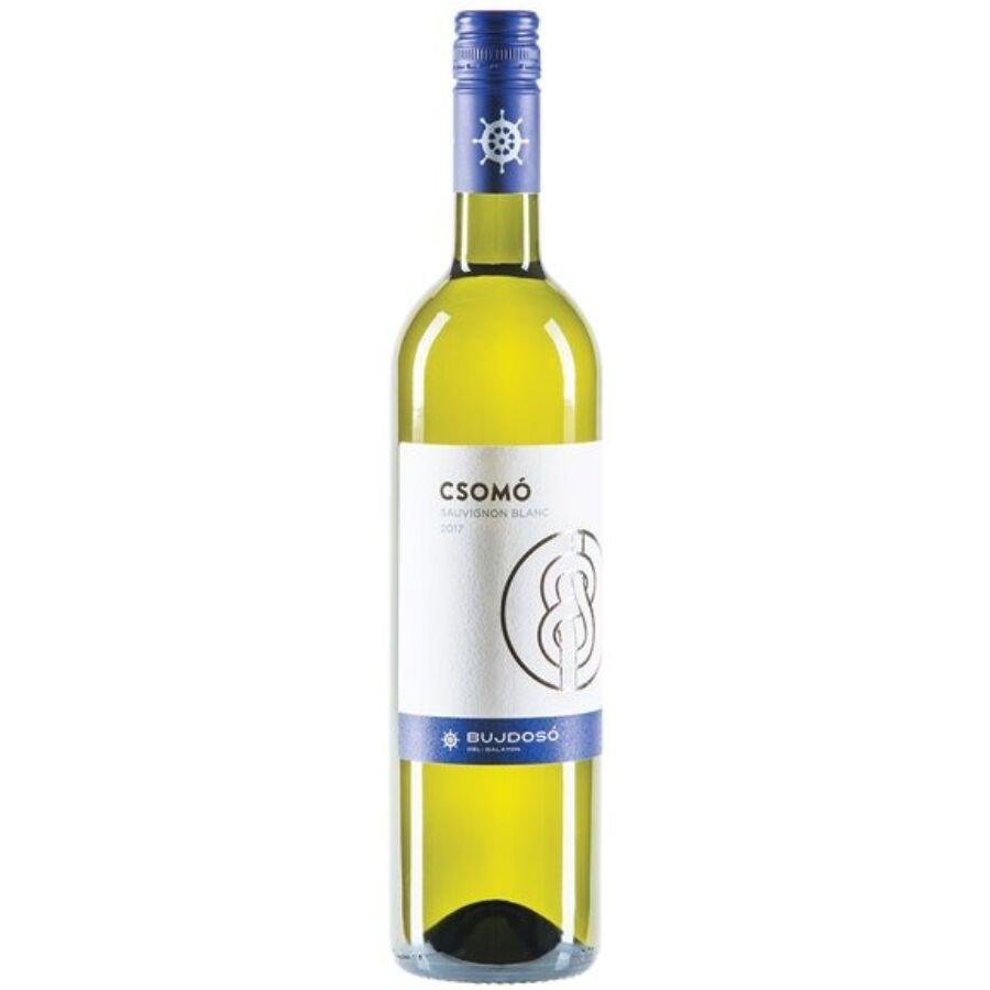 Bujdosó Csomó Sauvignon Blanc 2017 (0,75l)