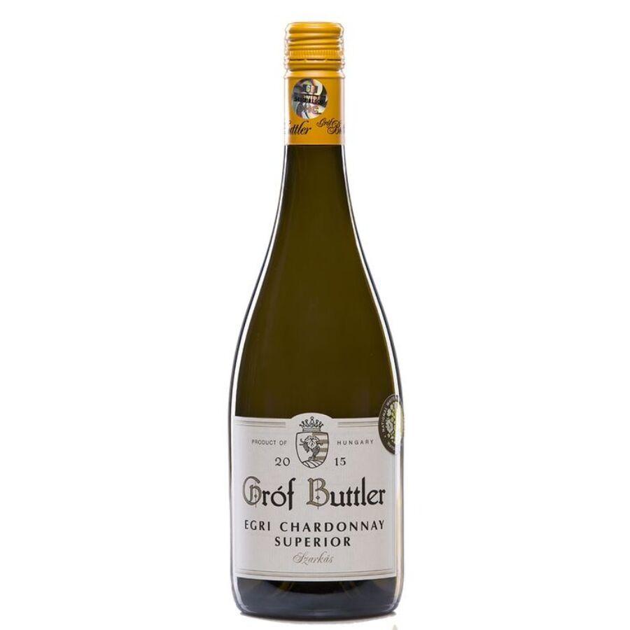 Gróf Buttler Szarkás Chardonnay Superior 2016 (0,75l)
