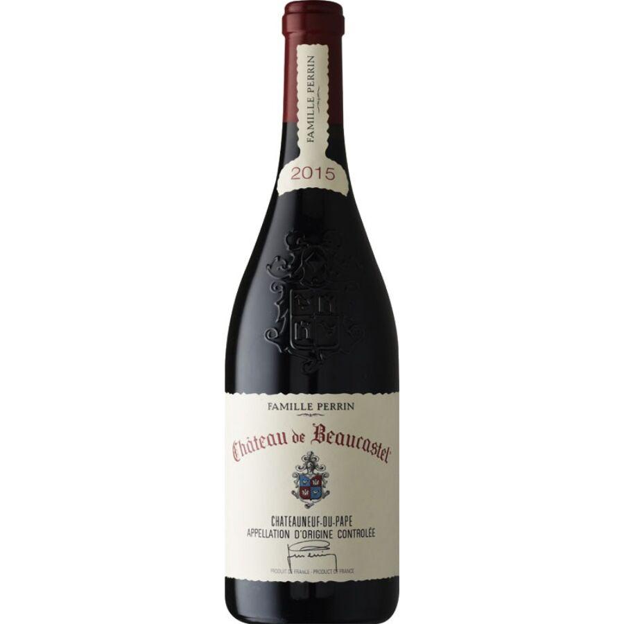 Perrin Chateau de Beaucastel Rouge 2015 (0,75l)