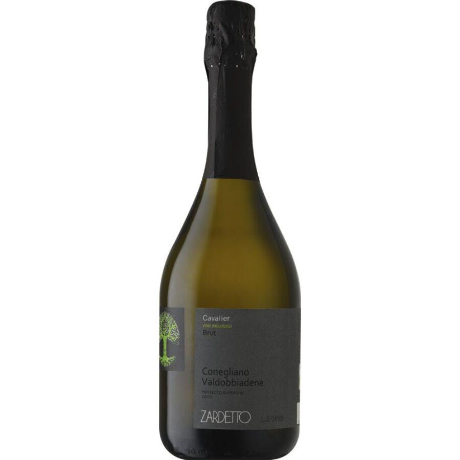 Zardetto Prosecco Cavalier Organic Brut DOCG (0,75l)