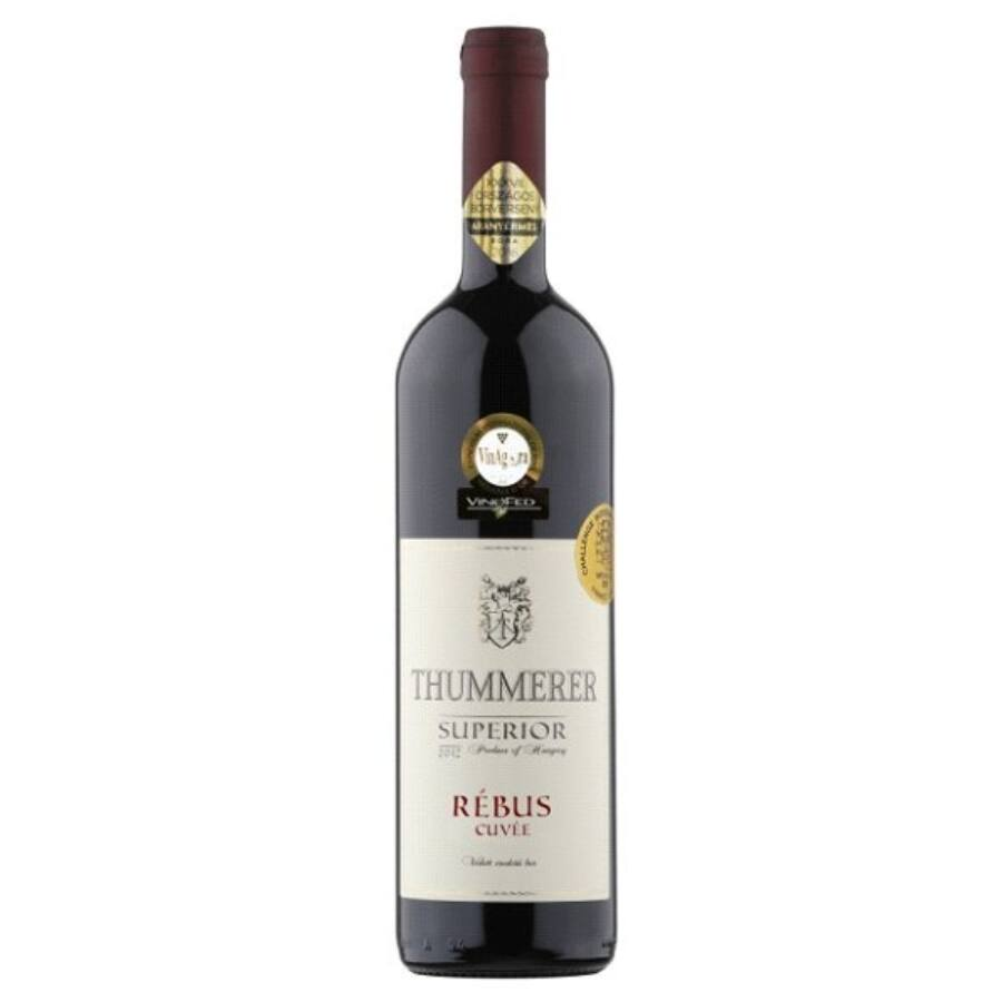 Thummerer Egri Rébus Cuvée 2012 (0,75l)