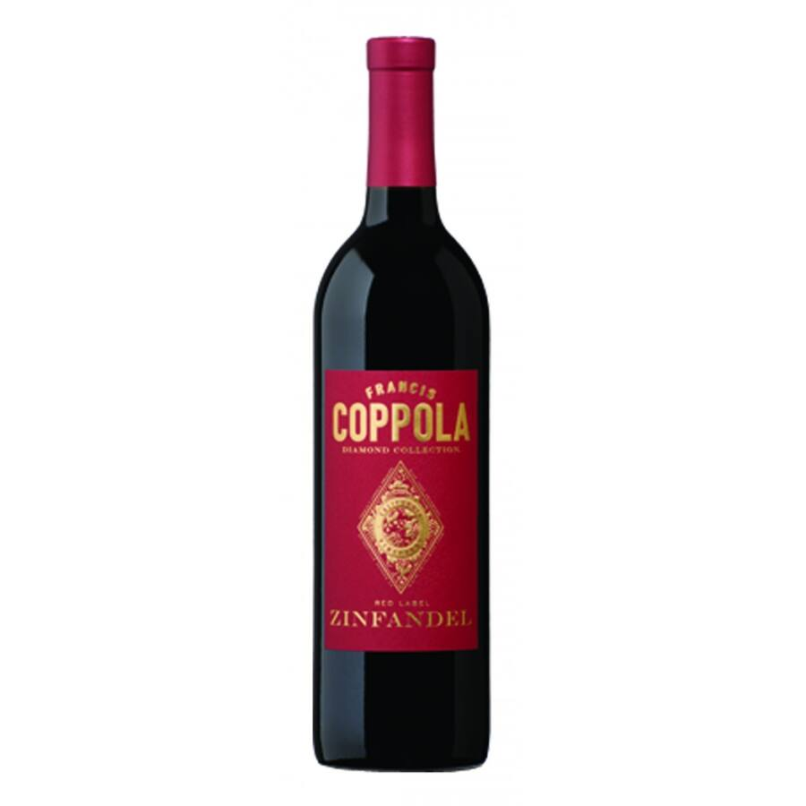 Francis Coppola Diamond Zinfandel 2015 (0,75l)