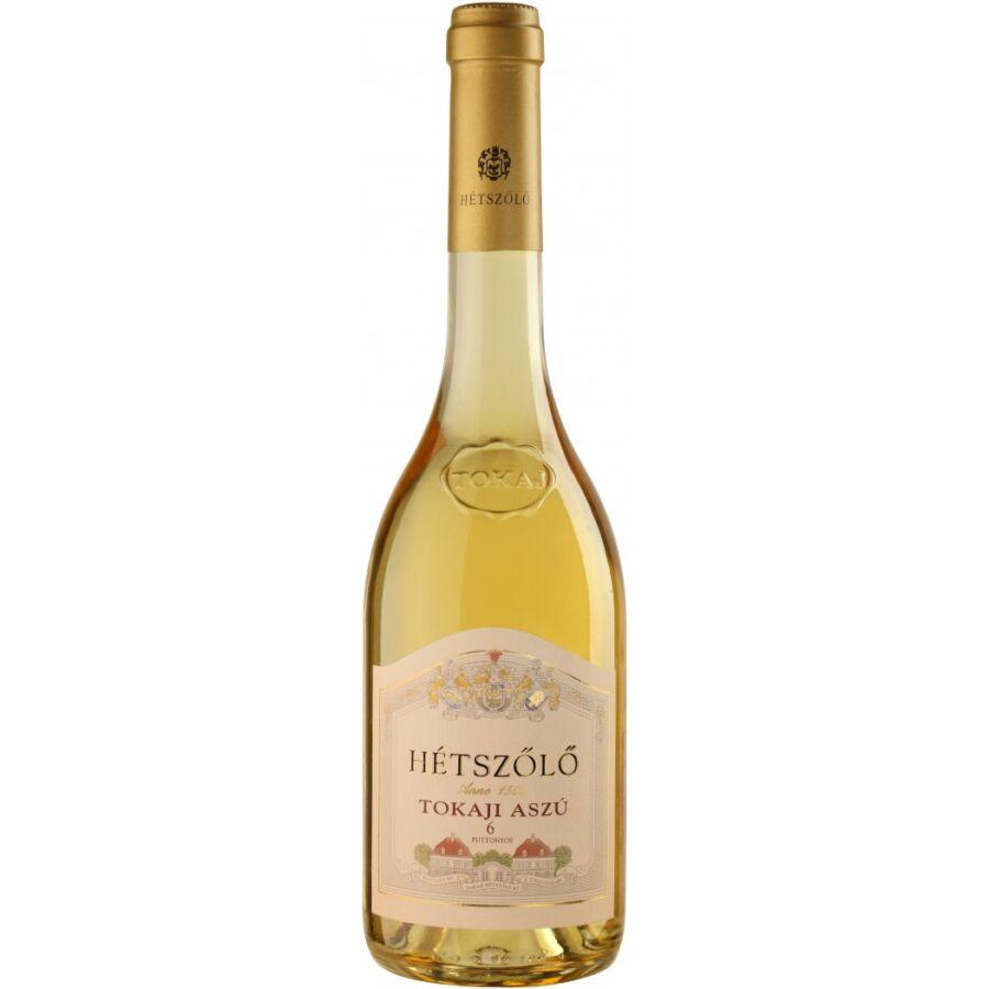 Tokaj-Hétszőlő 6 puttonyos Aszú 2010 (0,5l)