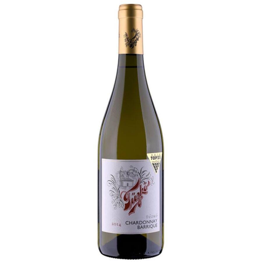 Tűzkő Chardonnay barrique 2015 (0,75l)