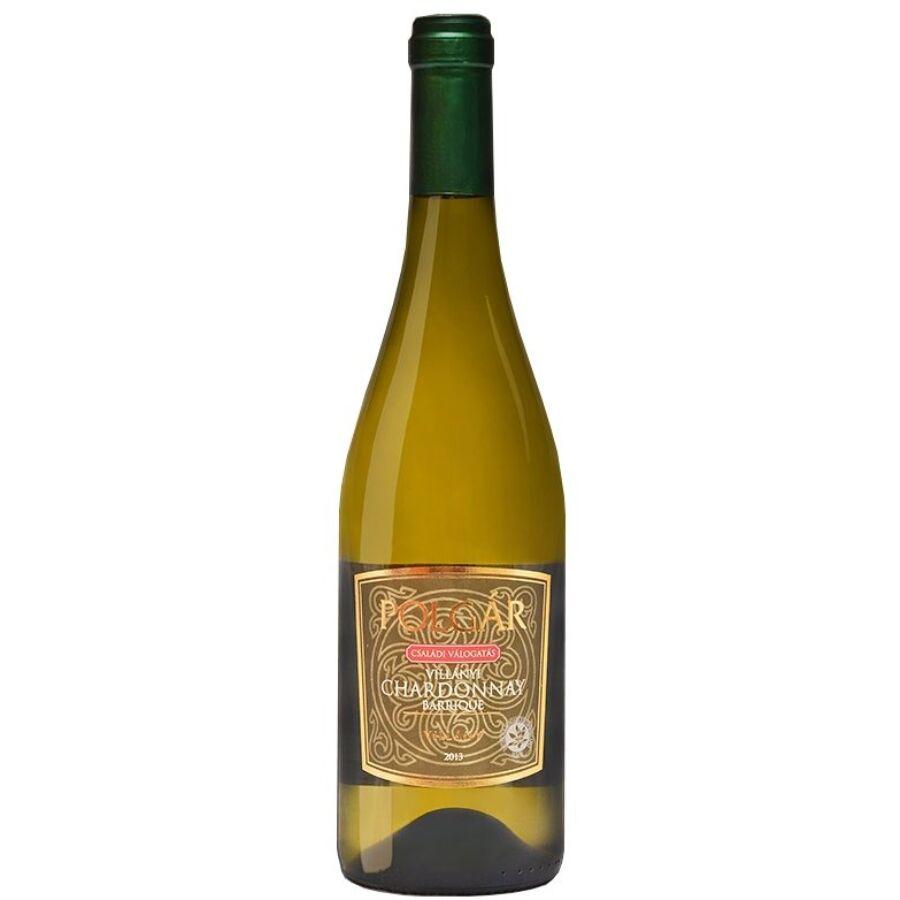 Polgár Chardonnay Barrique 2016 (0,75l)