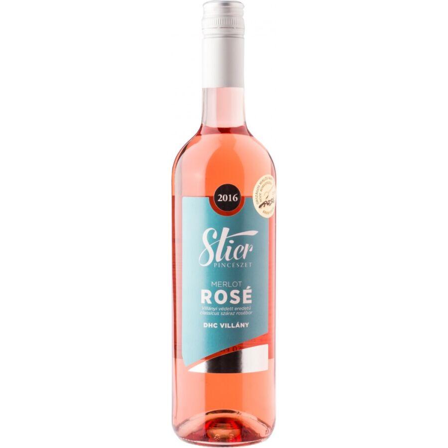 Stier Merlot Rosé 2018 (0,75l)