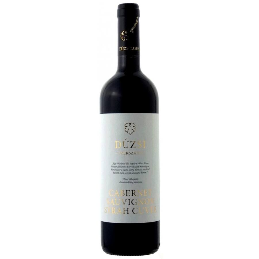 Dúzsi Cabernet Sauvignon - Syrah 2015 (0,75l)