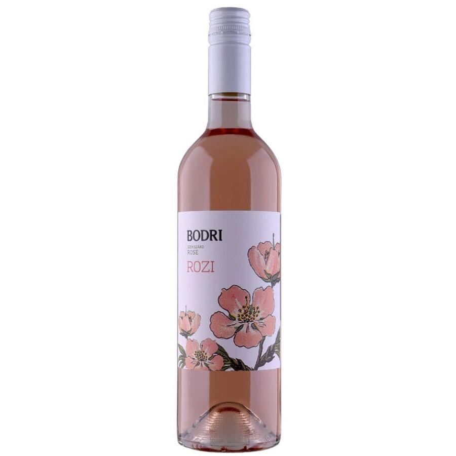 Bodri Rozi Rosé 2018 (0,75l)
