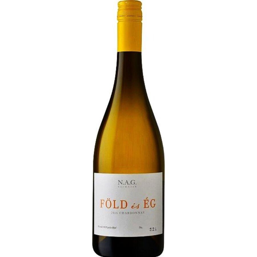 N.A.G. Föld és Ég Chardonnay 2016 (0,75l)