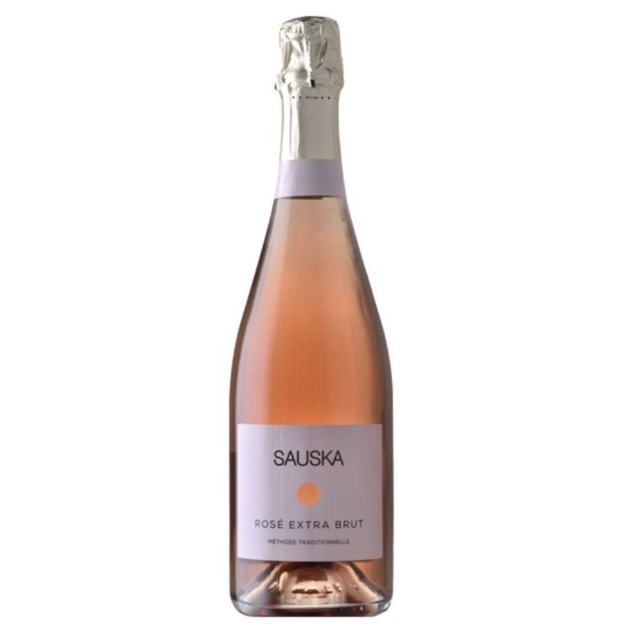 Sauska Tokaj Pezsgő Rosé Extra Brut (0,75l)