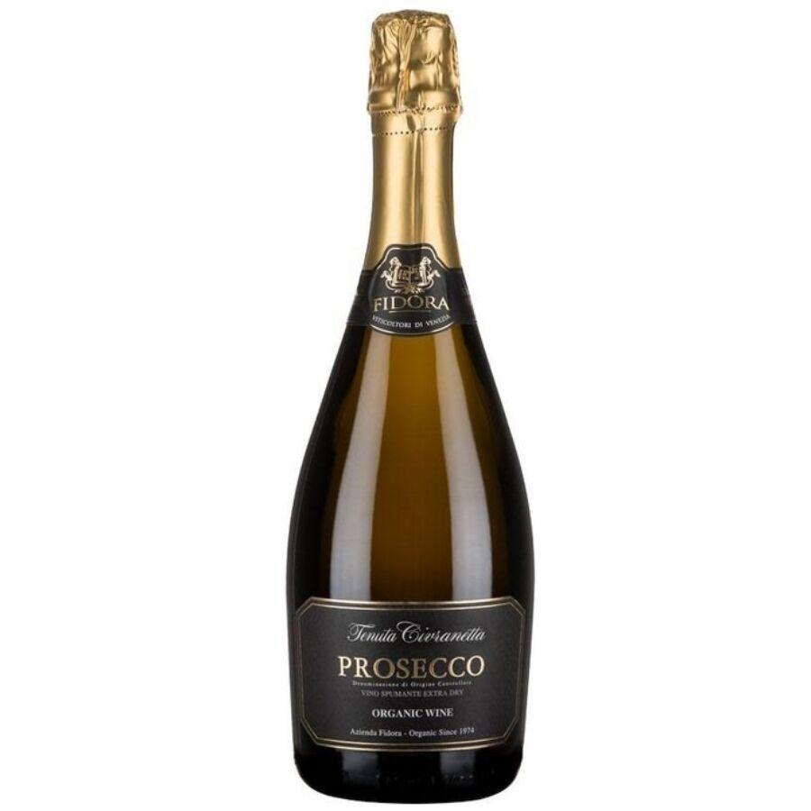 Azienda Fidora Prosecco Spumante Extra Dry DOC (0,75l)