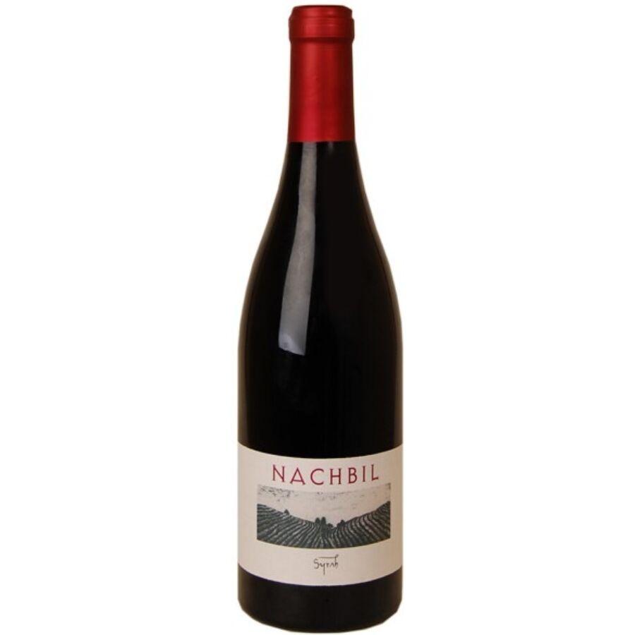 Nachbil Syrah 2015 (0,75l)