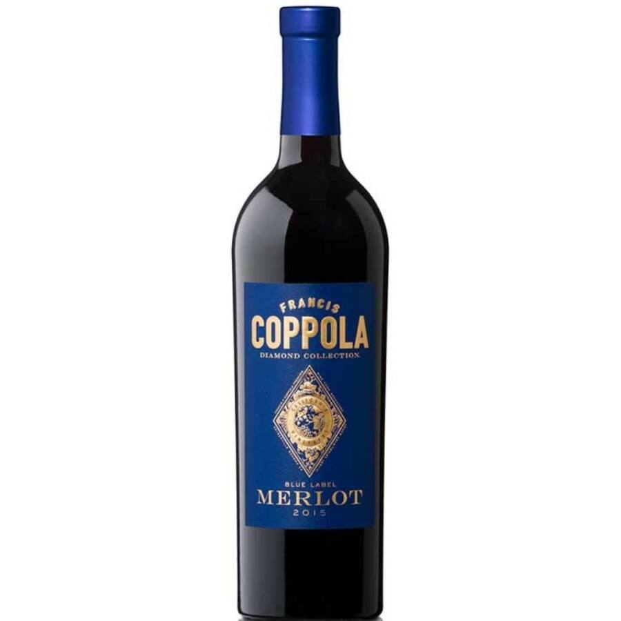 Francis Coppola Diamond Merlot 2015 (0,75l)