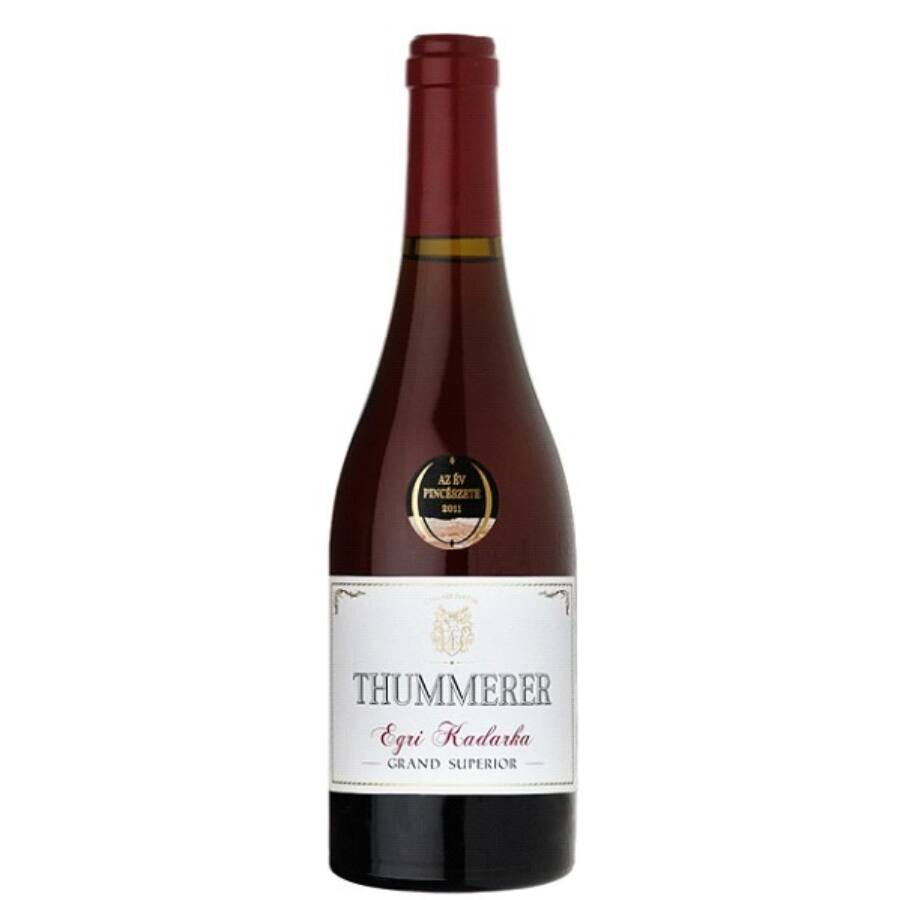 Thummerer Egri Kadarka Grand Superior 2015 (0,75l)